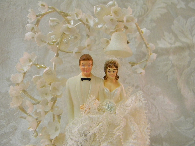 Vintage wedding vintage cake toppers Etsy