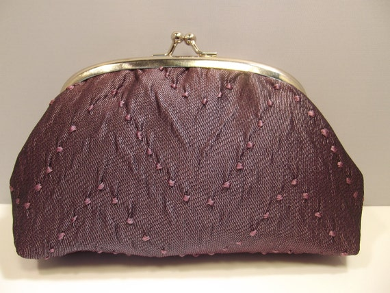 Large Coin Purse, make up bag, change purse
