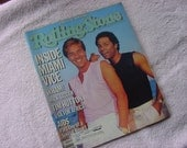 Rolling Stone Magazine Issue No 444 March 28th, 1985 College Special Miami Vice