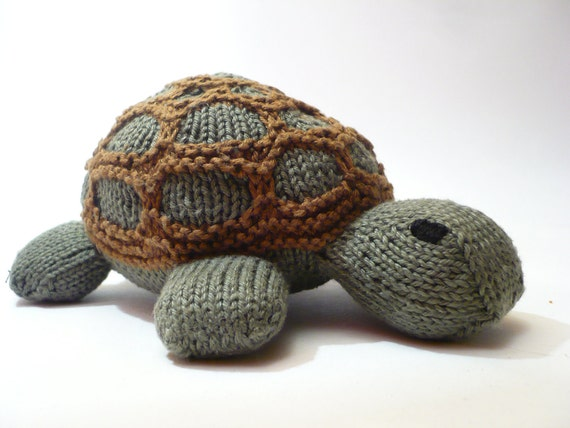 Items similar to Knitting pattern - Antoine, knitted plush ...
