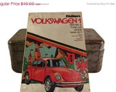 ON SALE Chilton's Volkswagon 1 // Tune-Up and Repair Guide // 1949-1971 //