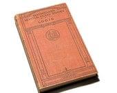1928 Macmillan's School Class Book: Logic // Hardcover