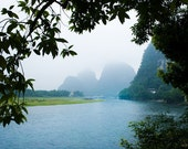 Li River Yangshuo China 10x7 Fine Art Photo