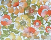 French Vintage Wallpaper- Pop Art 1960s by Inaltera- sold by the yard