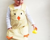 Girls Duckling Dress