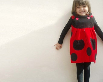 Ladybird costume Dress