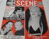 Magazine 1957 Marilyn Monroe AS IS