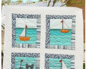 Easy Sailing PDF Quilt Pattern