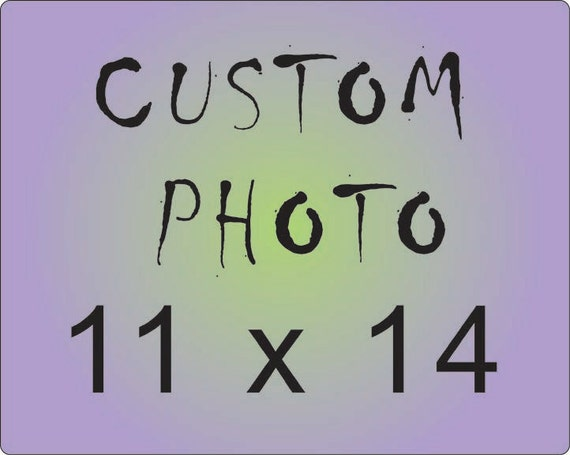 CUSTOM fine art Photography print, 11x14, your choice of photo from my shop