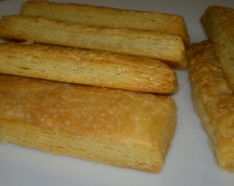Quinoa Flaky Pastry (gluten free and gum free)