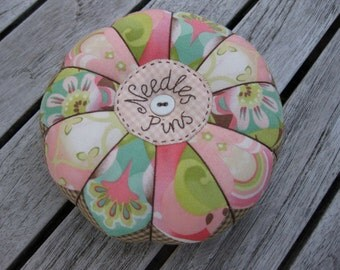 Patroontje voor Speldenkussentje Needles & Pins (Nederlands)