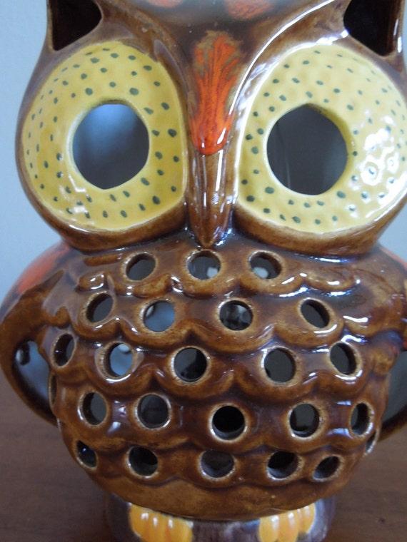Owl Night Light/Hall Light
