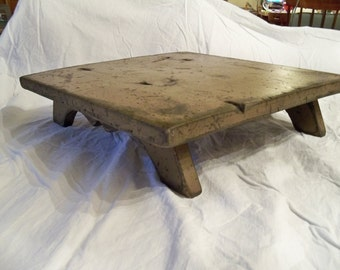 Table Top Bench