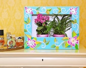 SARAH CHANDRA frame - feng shui wall planter