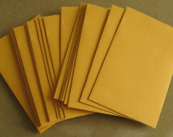 Kraft  Coin Envelopes Small size 2.25 x 3.5   lot of 200