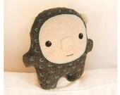 Bambak, stuffed adorable creature