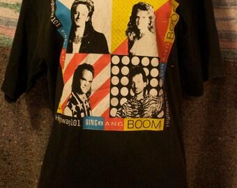 highway 101 band shirt Vintage size M