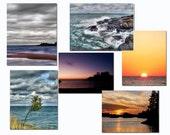Landscape cards.
