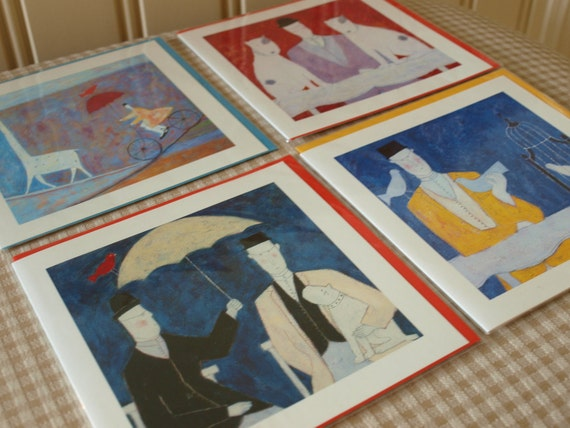 4 Annora Spence Prints Suitable for Framing