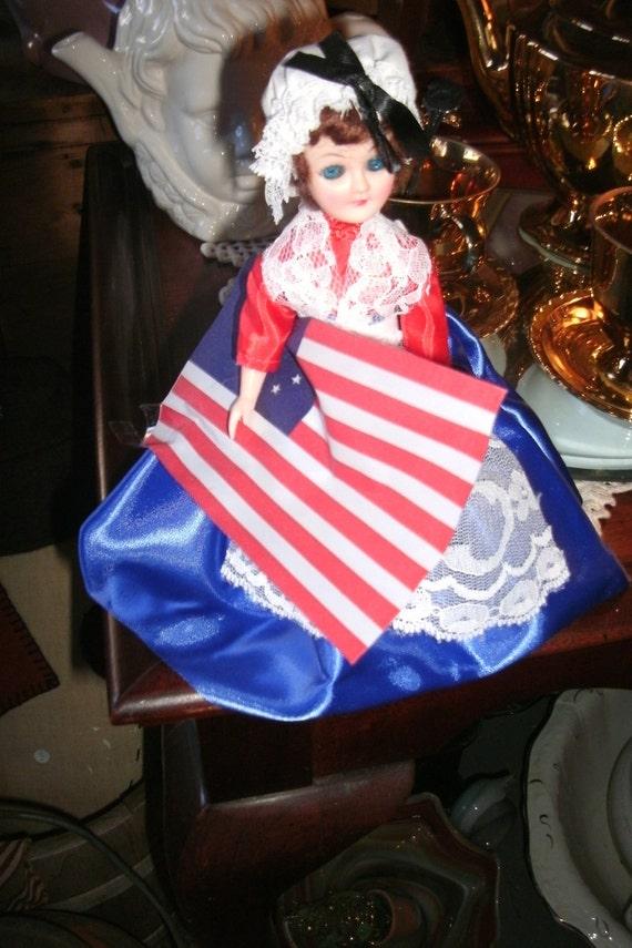 Vintage American doll