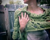 Go Green With Me Shawl