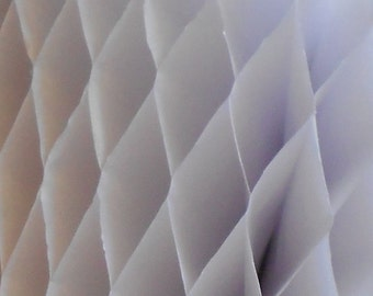 Honeycomb Tissue Paper Pad White