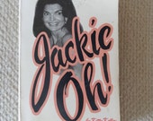 1980s Jackie Oh by Kitty Kelly paperback book Free Shipping in Us