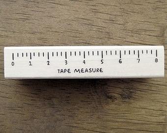 SP03,Tape Measure Stamp