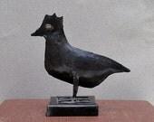 Vintage iron Bird Listed by MeshuMaSH on Etsy