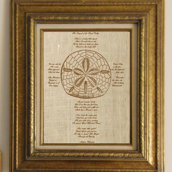 printable sand dollar poem | just b.CAUSE