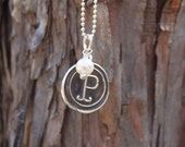 Initial Necklace PMC