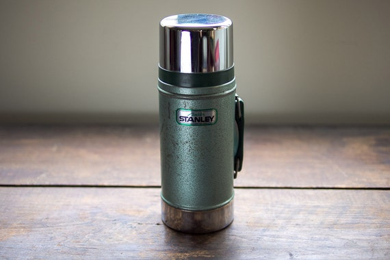 Vintage Stanley A-1305B 24oz Steel Thermos