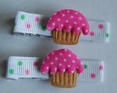 Cupcake Mini Clippies