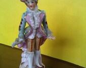 Voight Brothers era Sitzendorf Figurine