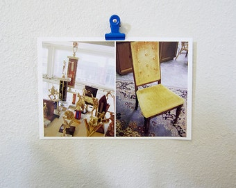 """Fine Art Photo Print, Limited Edition - Thrift Store, 2006 (4""""x6"""")"""