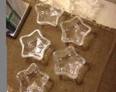 Nautical Glass Star Dishes