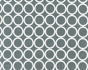 Fat Quarters ONLY - Pewter Grey Metro Living From Robert Kaufman