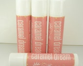 Lip balm - CARAMEL Dream, lip balm tube