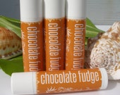 Lip Balm Tube - CHOCOLATE FUDGE