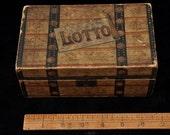 Antique lotto game