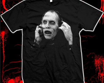 """Bub the Zombie from George Romero's """"Day of the Dead"""" - Pre-shrunk, hand-screened 100% cotton t-shirt"""