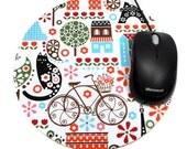 Mouse Pad, Mousepad Paris L'Amour de la Vie
