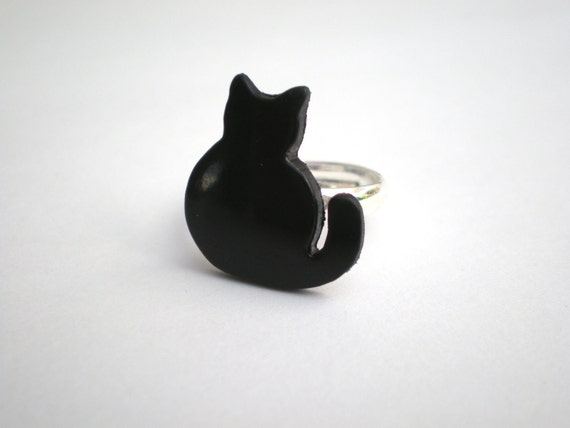 Black Cat Ring