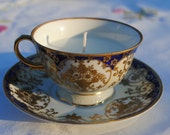 Teacup Scented Candle
