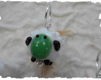 Sheep - green
