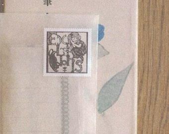 water glue stickers from SEKI MIHOKO (31-01,02,03) 3 options