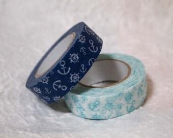 masking tape 2 rolls (anchor)