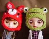 Yeah cute amigurumi - Blythe Hat