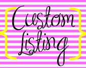 Custom listing for Jenn - 2 Baby Carriage Invite Samples