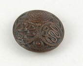 Vintage, Ornate Button, Unique Designs